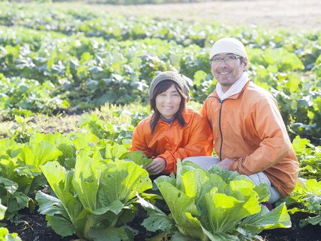 「自然の力を感じる農業。」 in SEASON